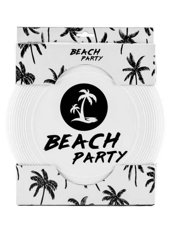 BEACH PARTY FRISBEE _ PALMS COLLECTION