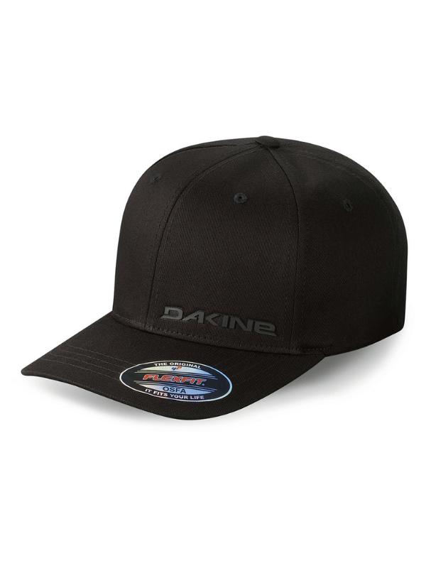 DAKINE SILICONE RAIL HAT - BLACK