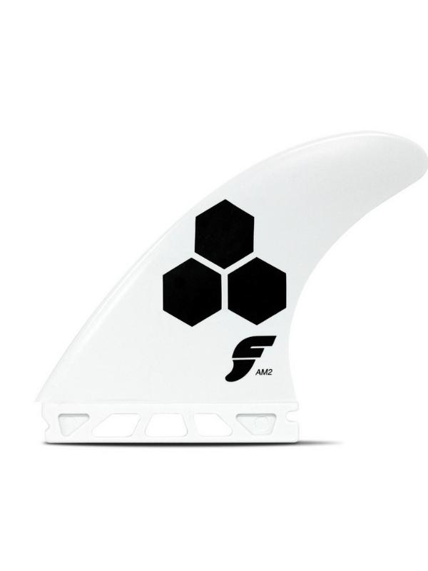 FUTURE FINS FAM2 THRUSTER - WHITE
