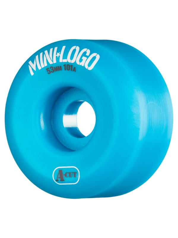 MINI LOGO A-CUT 53mm 101a BLUE ppp