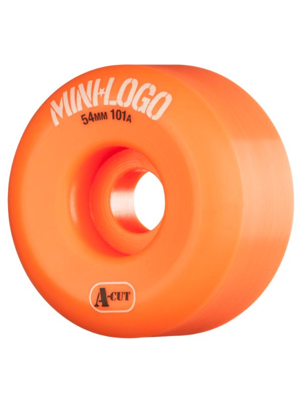 MINI LOGO A-CUT 54mm 101a ORANGE ppp