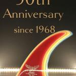 RAINBOW FINS 50TH ANNIVERSARY SINGLE FIN (4)