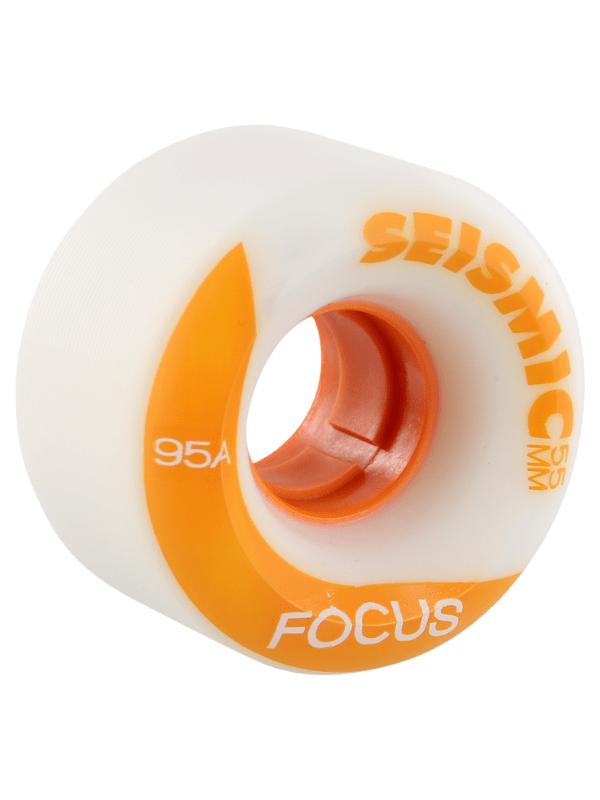 SEISMIC FOCUS 55mm 95a WHT_ORANGE