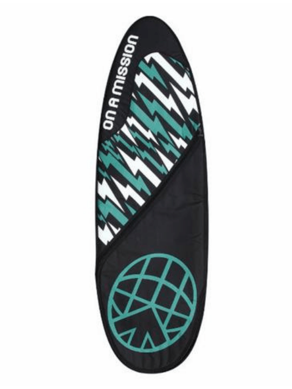 ON A MISSION OAM DUAL MISSION BAG 6'3 TEAL CHARGE