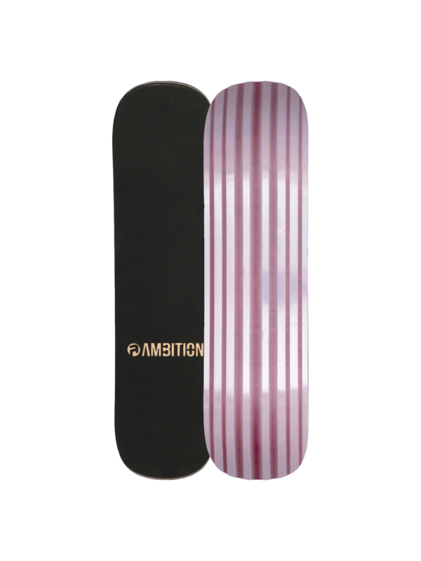 AMBITION TEAM 2019 RED SNOWSKATE-8.5×32.5