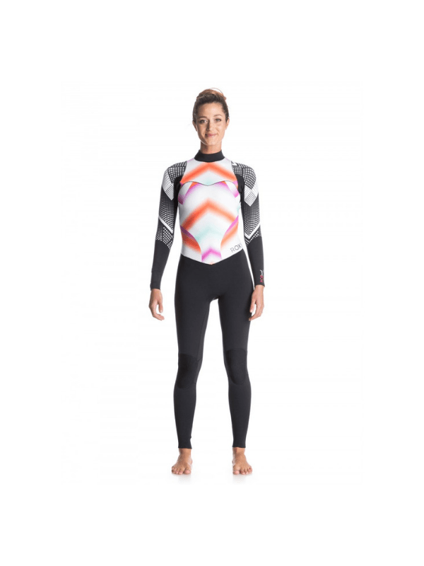 ROXY WOMENS POP SURF 3_2MM GBS STEAMER WETSUIT