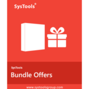 >20% Off Coupon code Bundle Offer - SysTools OST Recovery AD + PST Merge