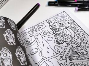 Creepy Creatures Book Detail4