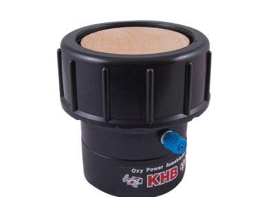KHB Oxy-Power - Sauerstoffausströmer Typ H, Teichbelüftung, Fischteich, Sauerstoffgehalt im Teich