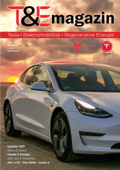 T&Emagazin Ausgabe 6