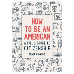 how to be an american cover