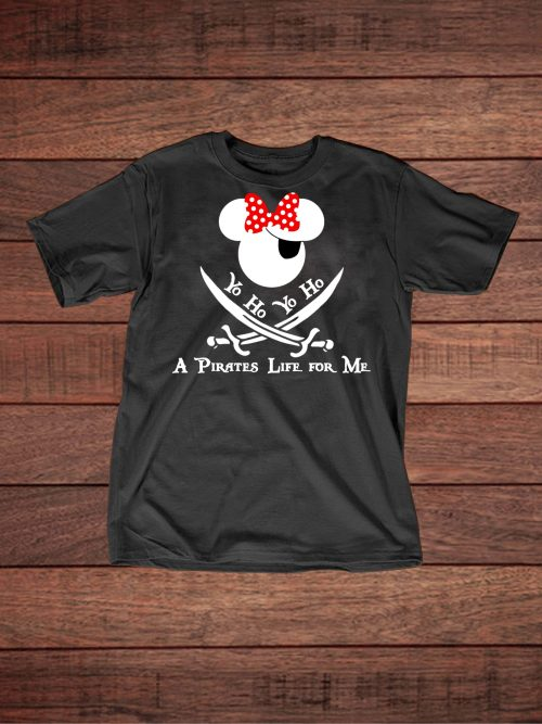Minnie Pirate of the Caribbean