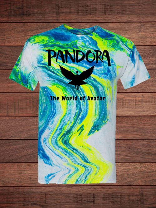 The World of Avatar T-shirt