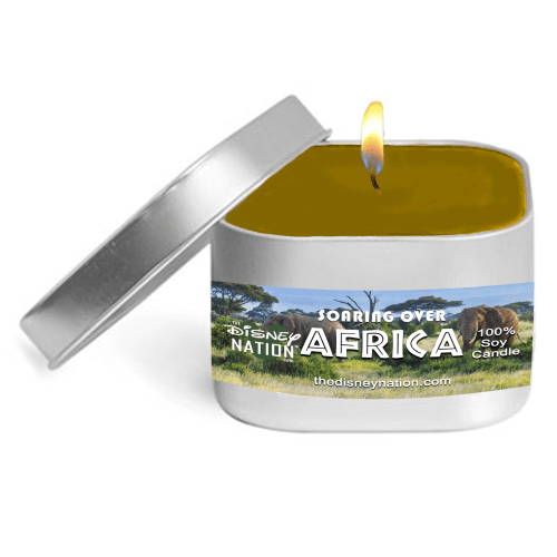 Soarin' Over Africa™ Fragrance Candle Small