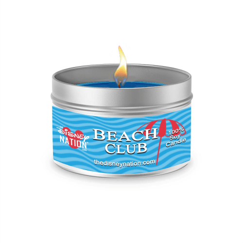 Beach Club Fragrance Candle Large