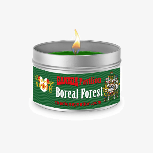 Canada Pavilion - Boreal Forest Fragrance Candle Large