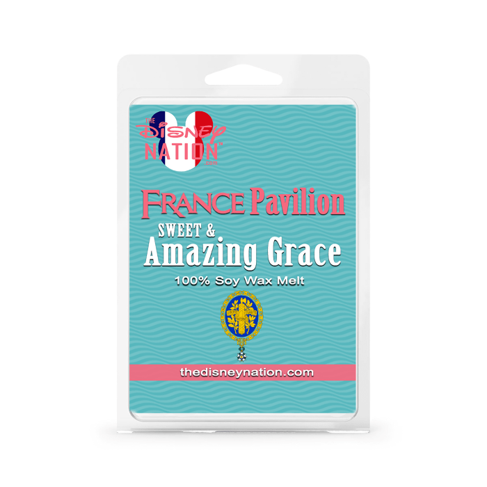France Pavilion - Sweet & Amazing Grace Fragrance Wax Melts