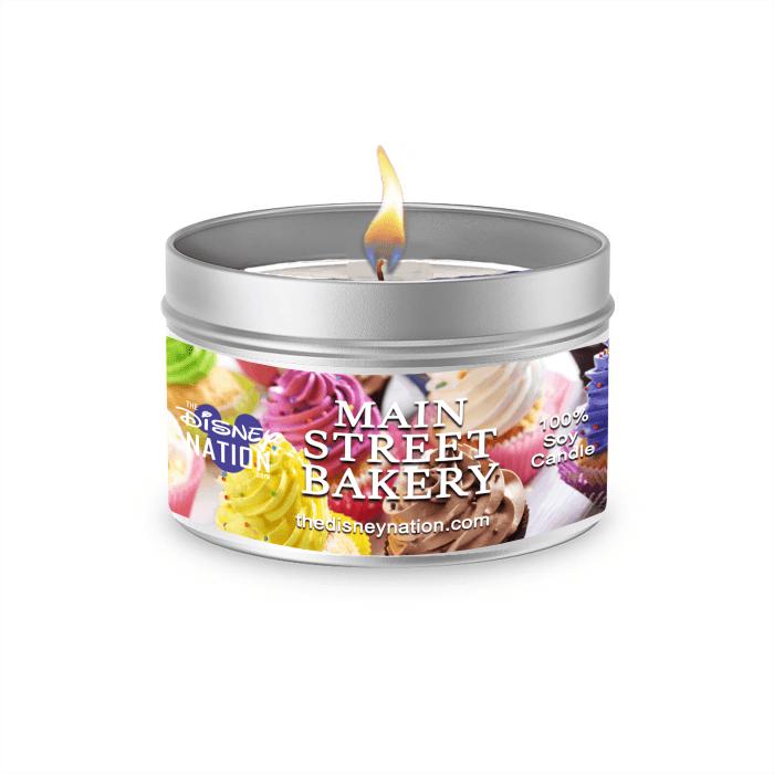 Main Street Bakery Fragrance Candle Large