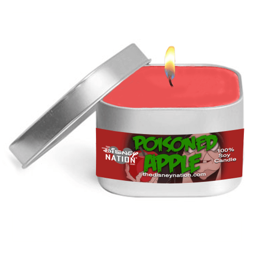 Poisoned Apple Fragrance Candle Small