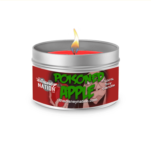 Poisoned Apple Fragrance Candle Large