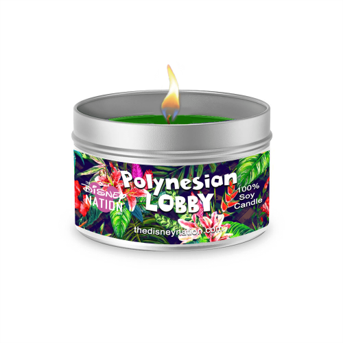 Polynesian Lobby Fragrance Candle Large