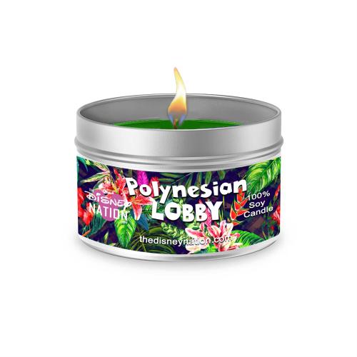 Polynesian Lobby Fragrance Candle Large