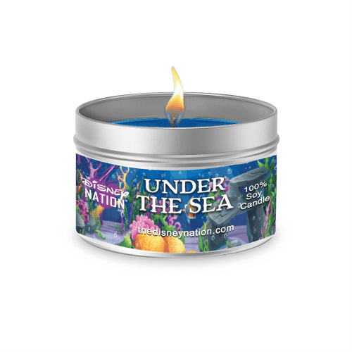 Under the Sea™ Fragrance Candle Large