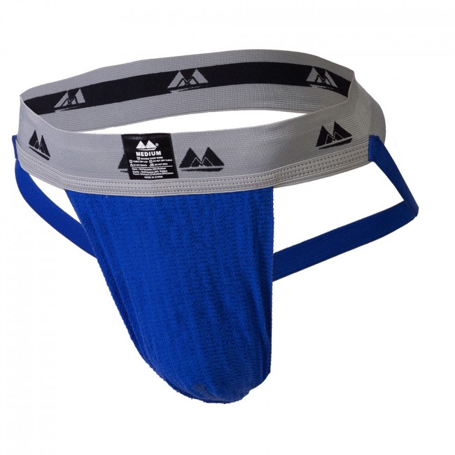 Meyer Marketing Original Edition Jockstrap 2in Royal Blue