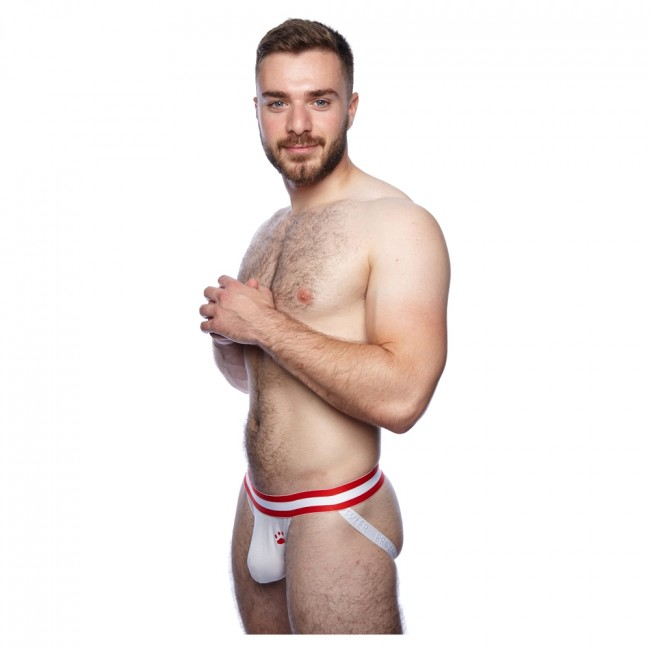 Prowler RED Classic Jock White Small