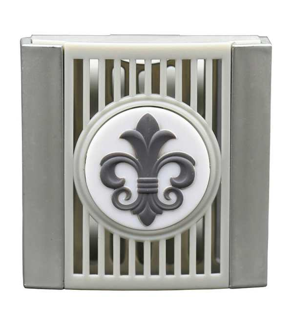 Fleur Medallion ScentSlides™ Unplugged Air Freshener