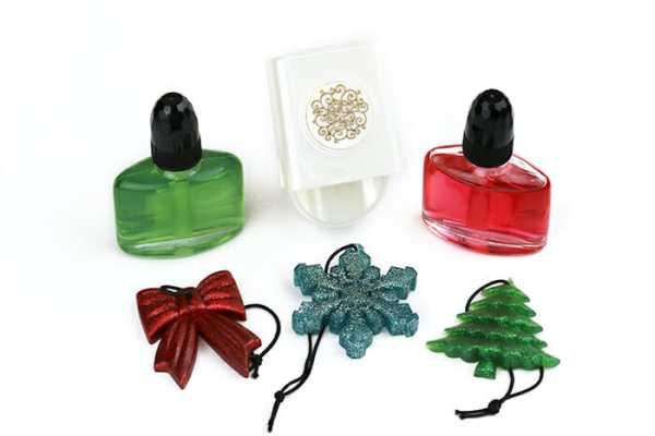 Holiday Cheer Gift Set from the Gift of Scent