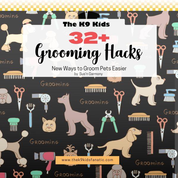 Dog grooming hacks ebook