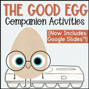 The Good Egg Cover
