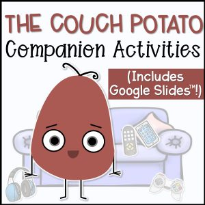 couch potato cover photo