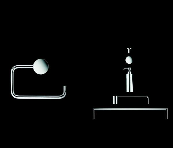 Violek Round Bathroom Accessories