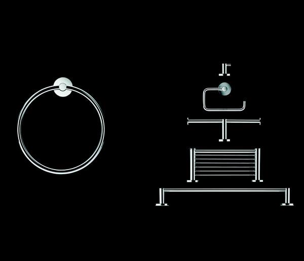 Violek Tipo Bathroom Accessories