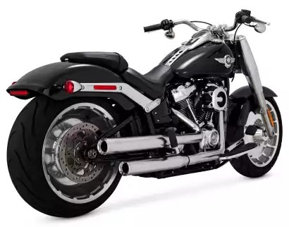 vance hines exhausts at thunderbike h