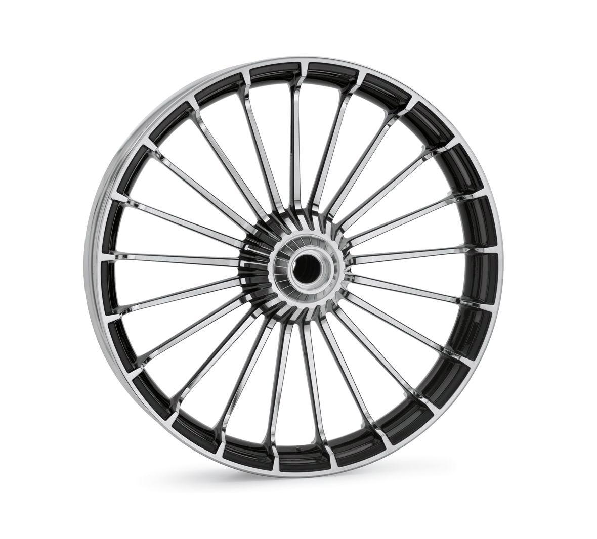 Turbine Custom 3 5x21 Front Wheel