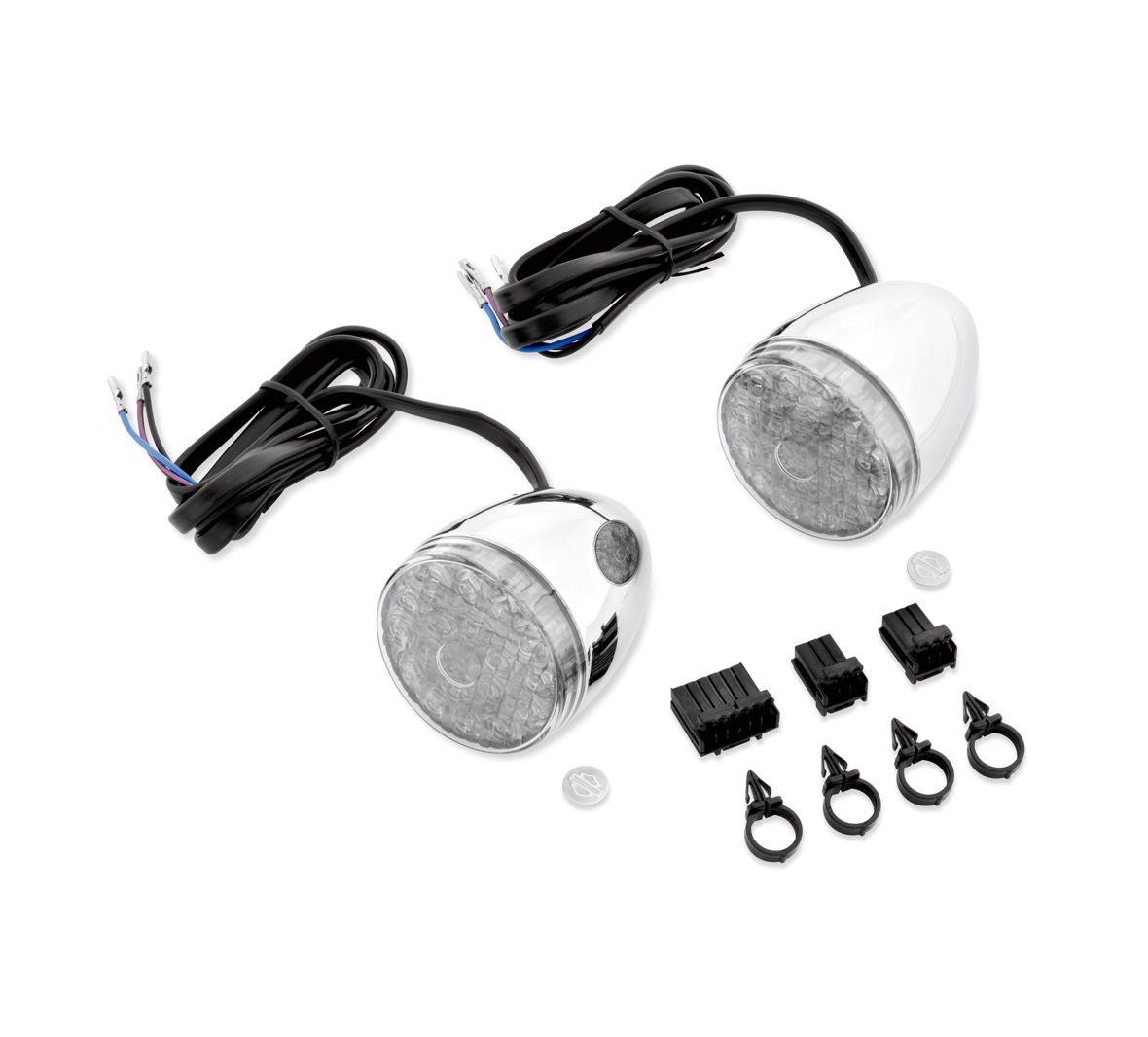 Led Bullet Turn Signal Kit Front