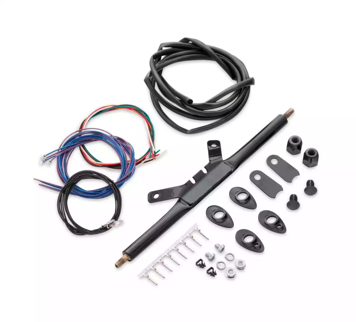 Turn Signal Relocation Kit At Thunderbike Shop