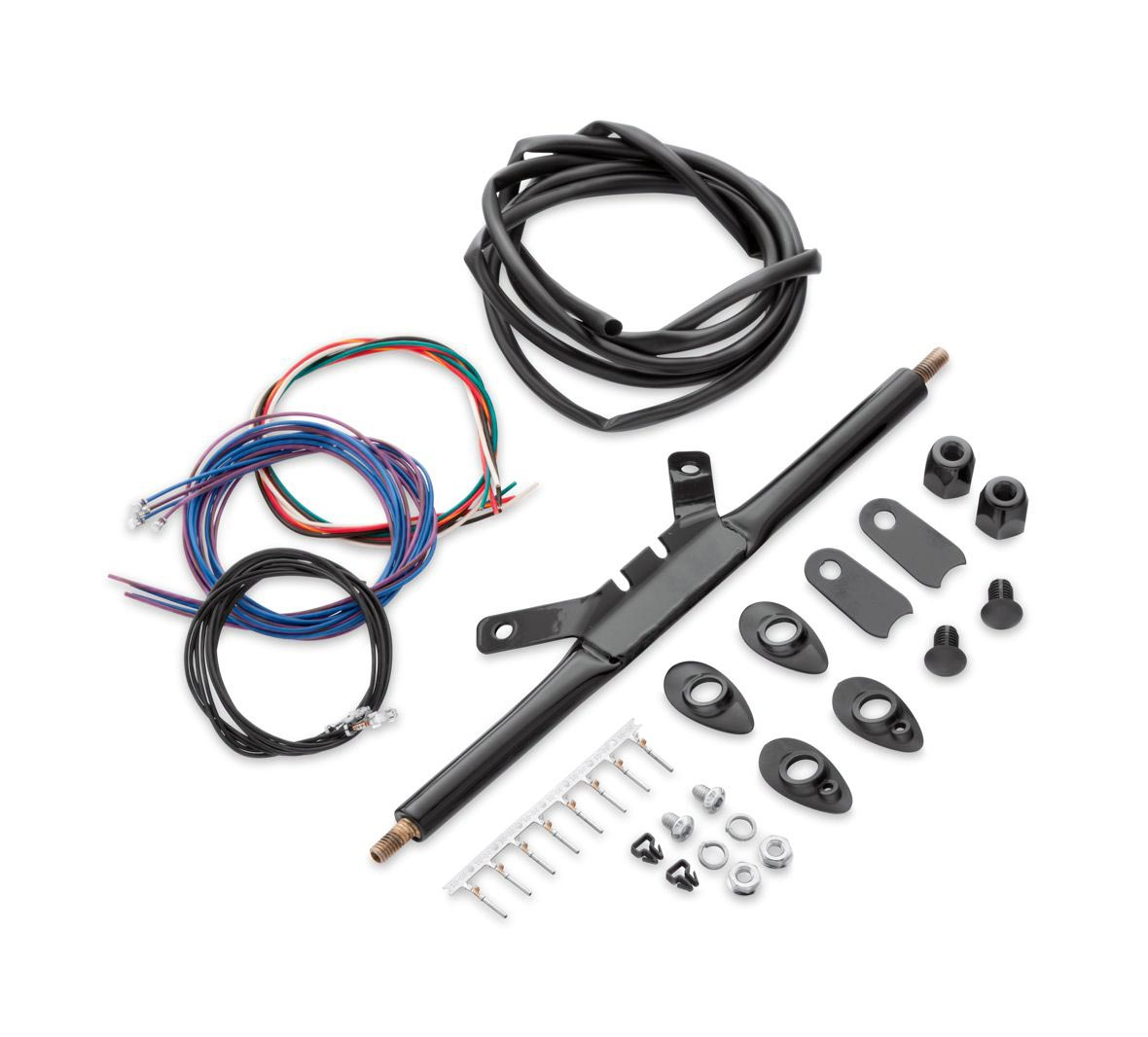 Turn Signal Relocation Kit At Thunderbike Shop