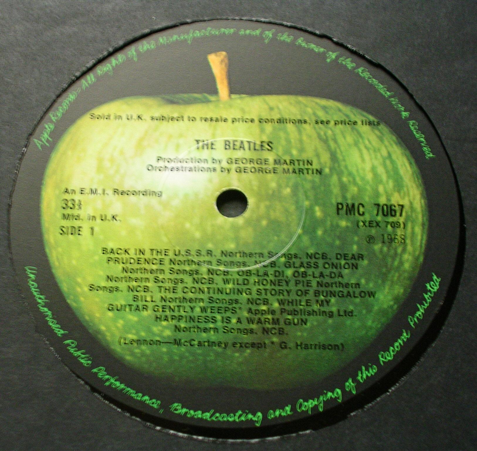 Image result for beatles vinyl album images