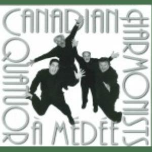 Canadian Harmonists Quatuor à Médée