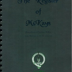 The Register of the McKays