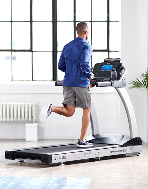 Treadmills are part of our home fitness equipment products.