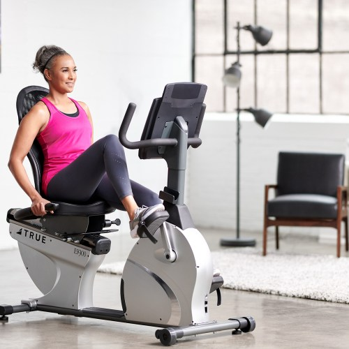 Home fitness equipment and products by TRUE Fitness.