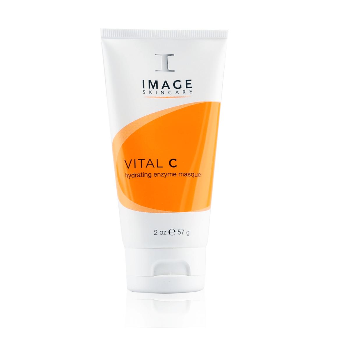 IMAGE VITAL C enzyme hydrating face mask