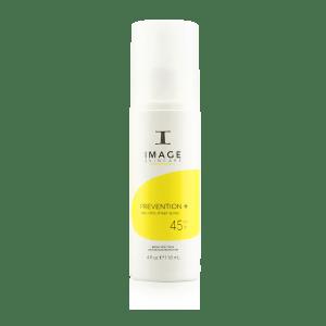 IMAGE SKINCARE SPF Sunscreen PREVENTION+ ultra sheer spray SPF 45+