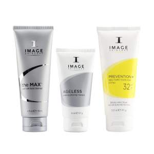 IMAGE Skincare FOR MEN at-home facial kit
