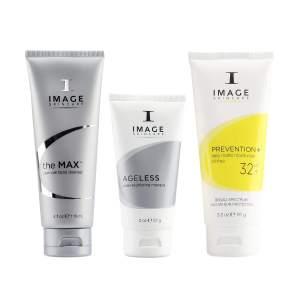 IMAGE Skincare FOR MEN at-home facial kit